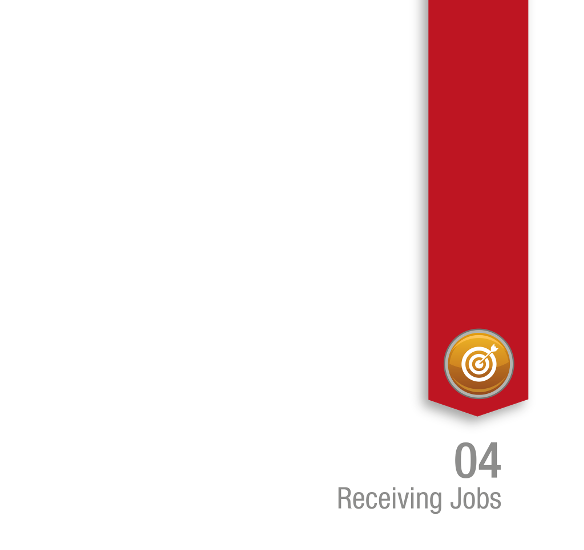 Receiving Jobs